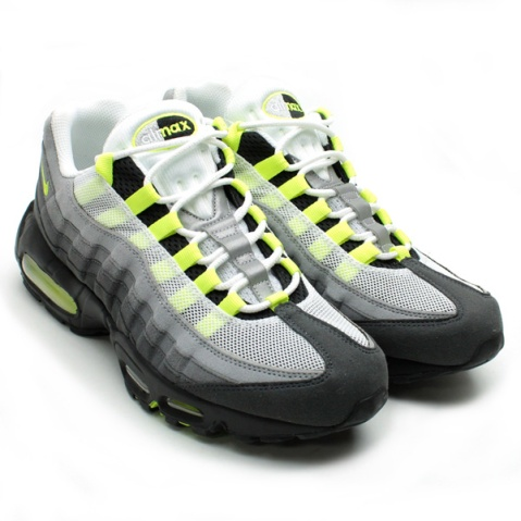 Air Max 95 OG Neon Yellow #1: nike air max 95 og neon 5 w=479